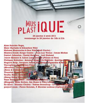 galerie du jour exposition plastique musique agnes b romaric tisserand destroy all monsters
