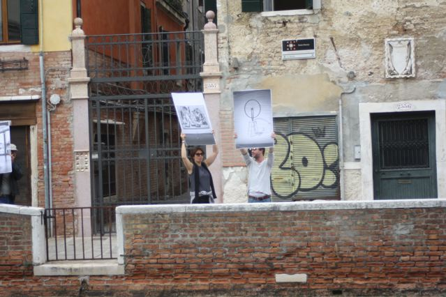 VENICE-Occupy-momo-galerie-romaric-tisserand-photography-performance