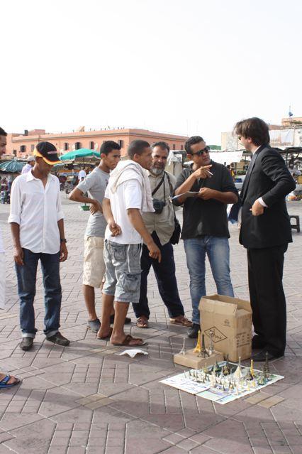 romaric-tisserand-Koutoubia-Paris_tour_Eiffel_Tourism-marrakech-photography-performance-momo-galerie